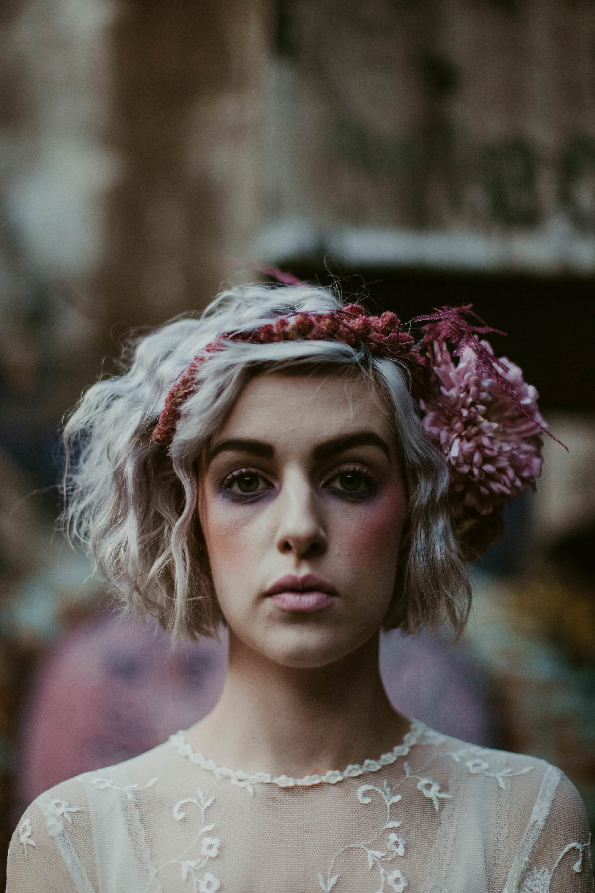 creative wedding photographer glasgow