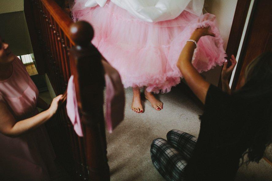 Alternative Wedding Photography Scotland 022