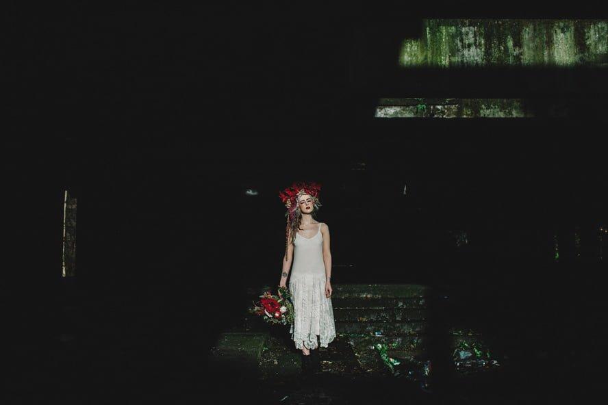 Alternative Wedding Photography Scotland 059