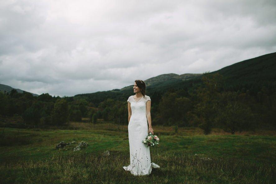 Alternative Wedding Photography Scotland 079