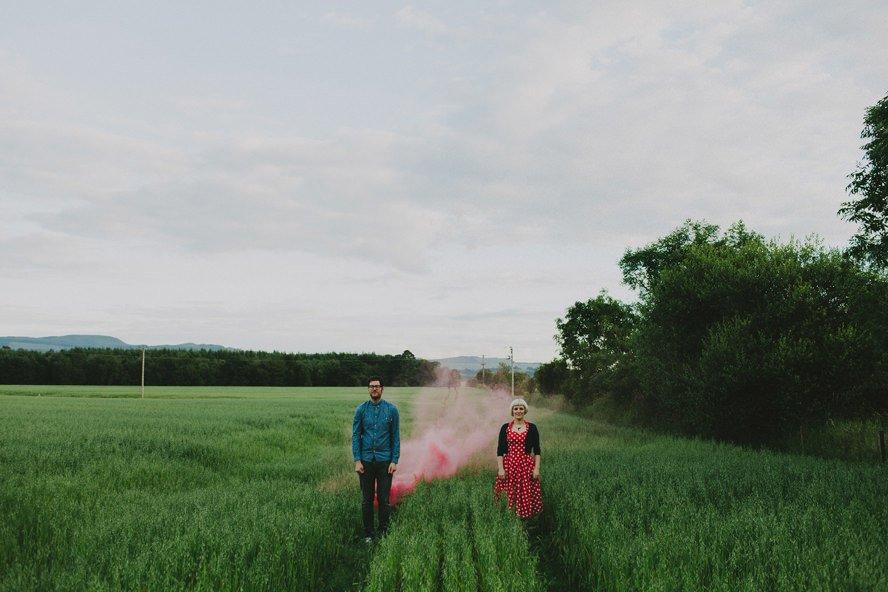 Alternative Wedding Photography Scotland 139