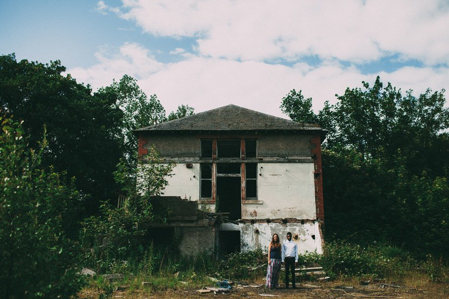 Alternative Wedding Photography Scotland 147