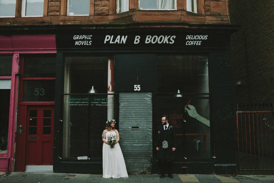 Alternative Wedding Photography Scotland 220