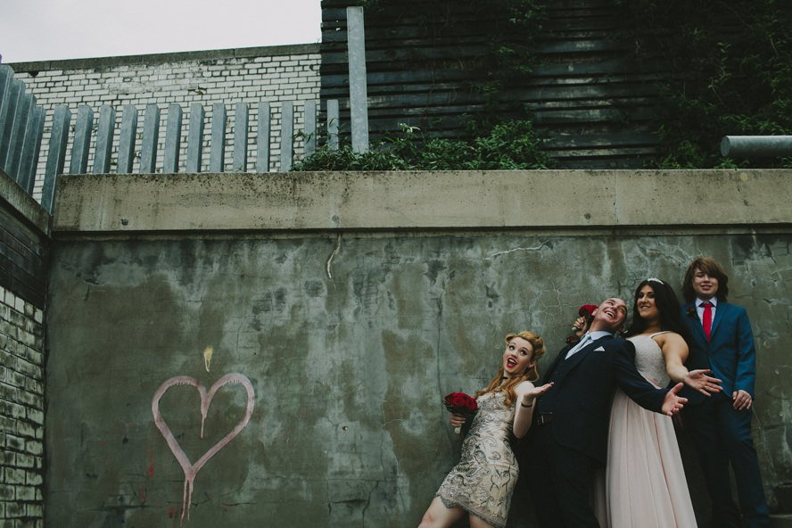 Alternative Wedding Photography Scotland 223