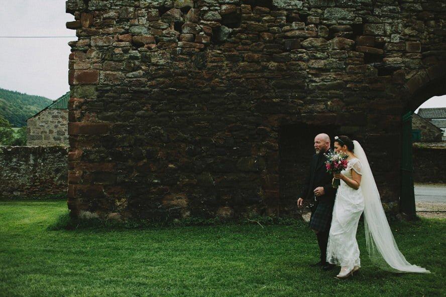 Alternative Wedding Photography Scotland 2611