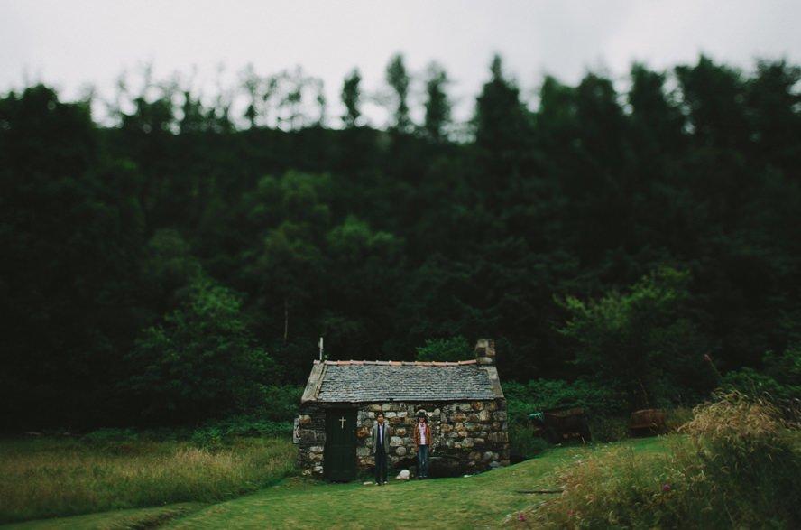 Alternative Wedding Photography Scotland 2811