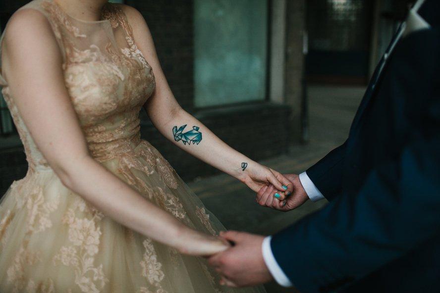 Alternative Wedding Photography Scotland 2911