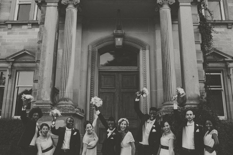 Alternative Wedding Photography Scotland 3131