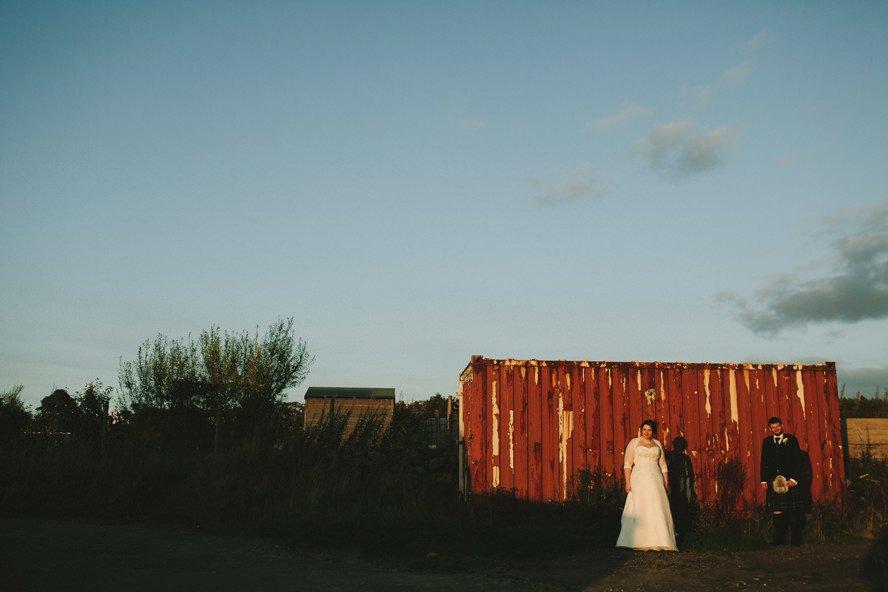 Alternative Wedding Photography Scotland 3181
