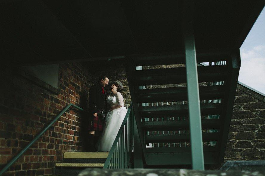 Alternative Wedding Photography Scotland 3191