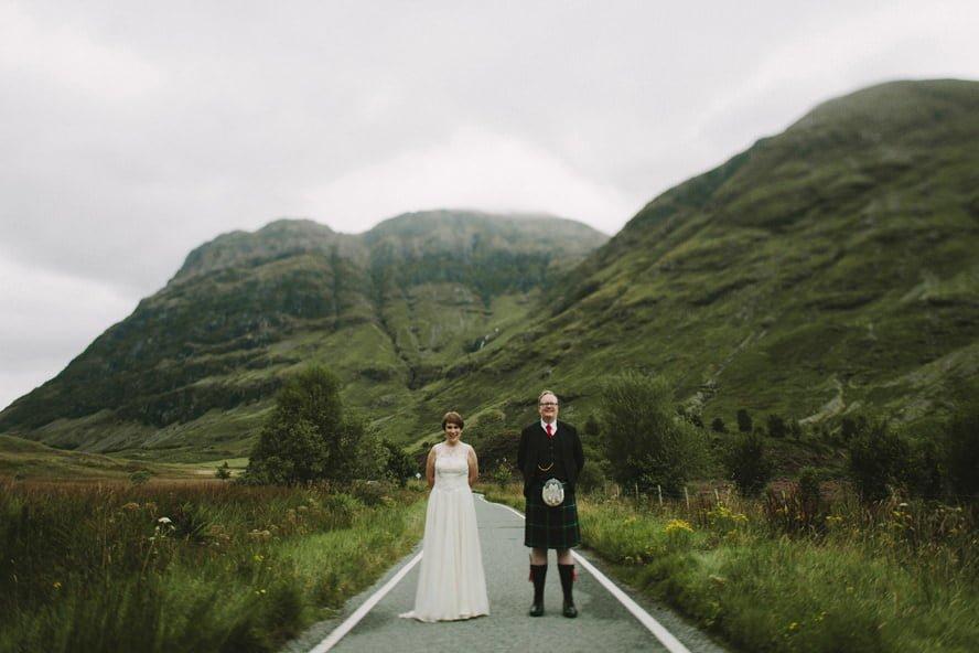 Alternative Wedding Photography Scotland 3481