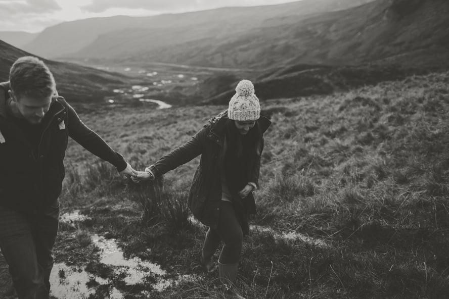 Alternative Wedding Photography Scotland 3511