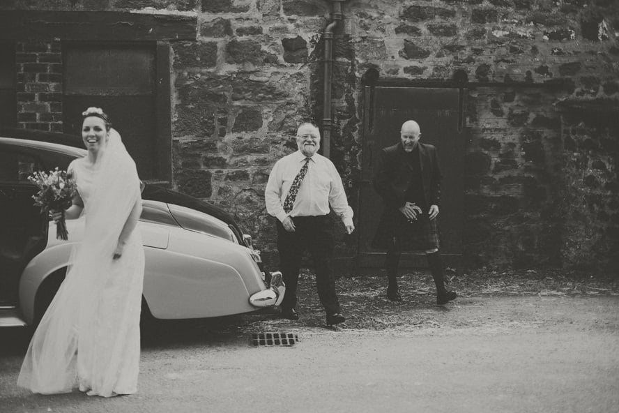 Alternative Wedding Photography Scotland 3531