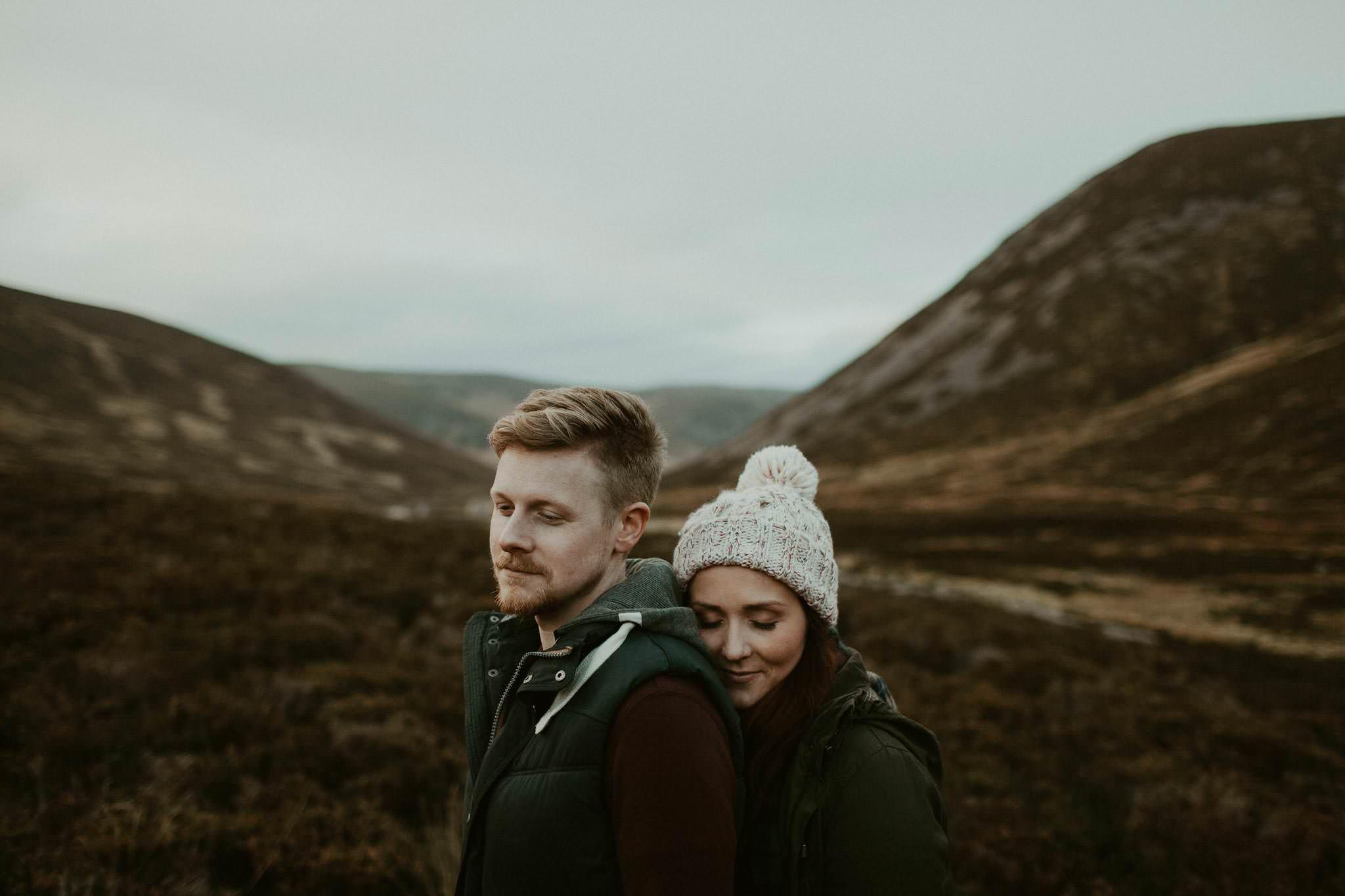 wedding photography cairngorms
