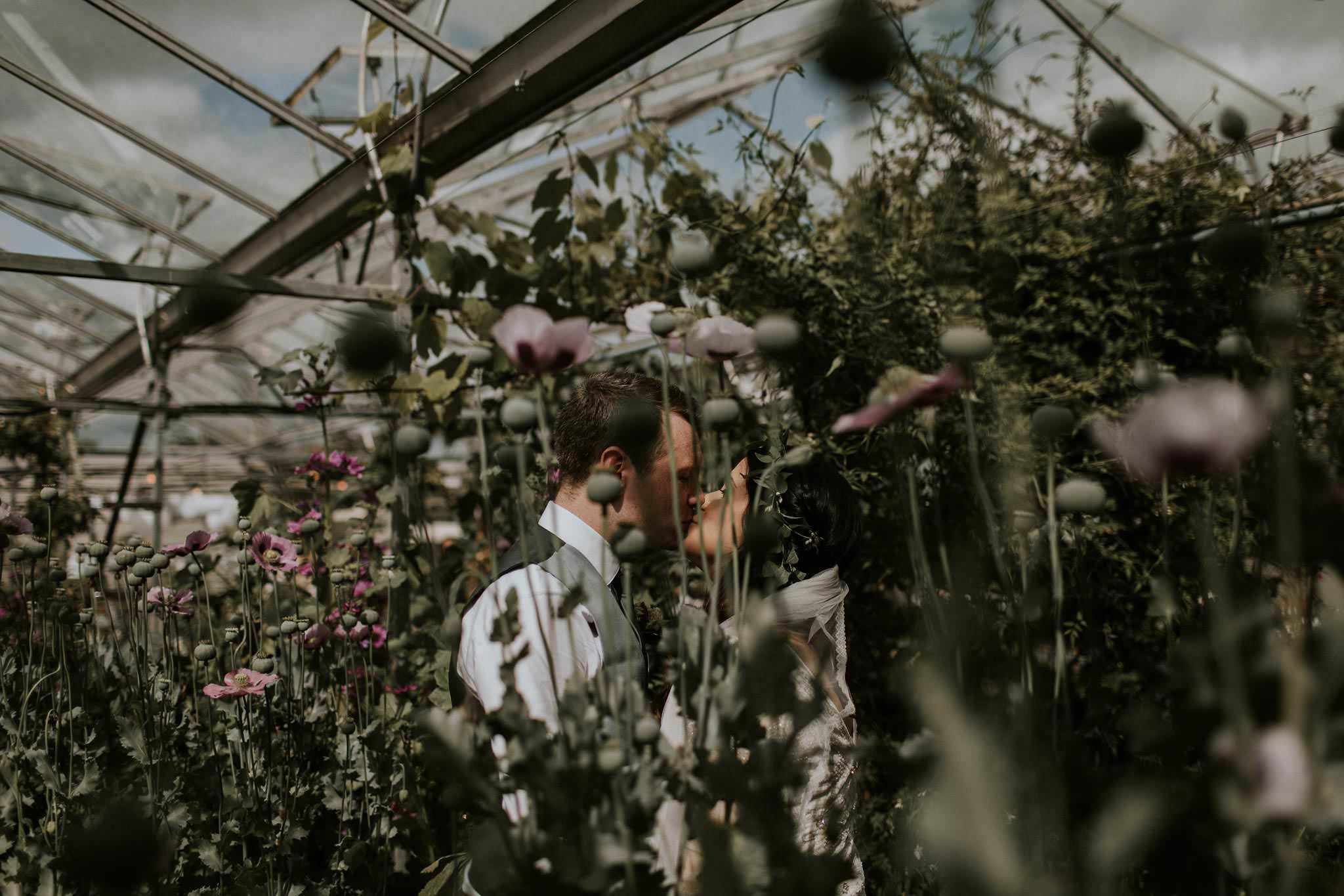 secret herb garden wedding