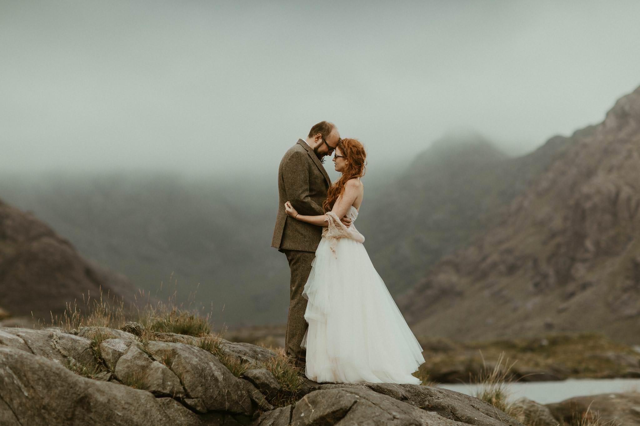 wedding photography isle skye