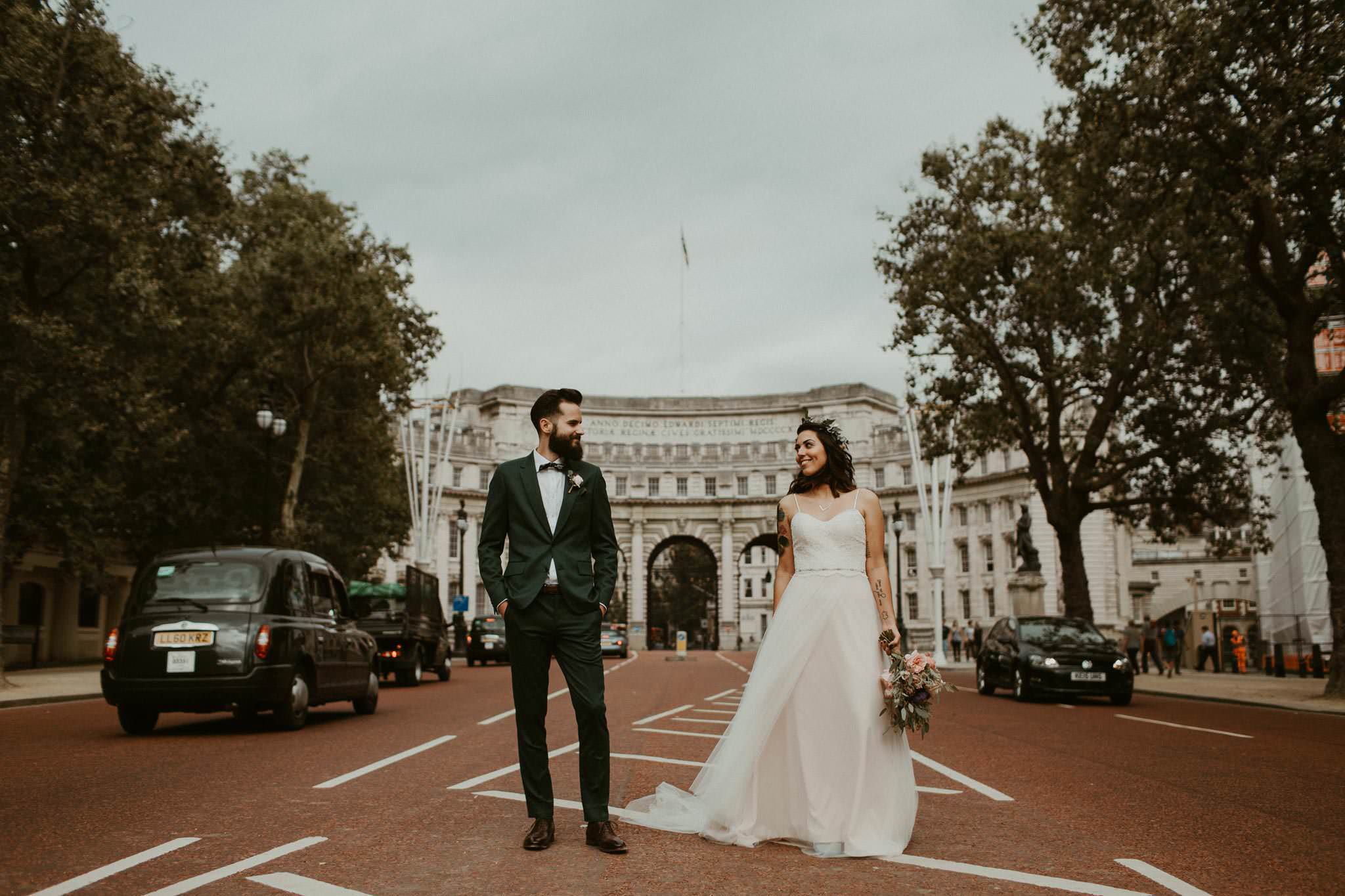 hipster wedding london