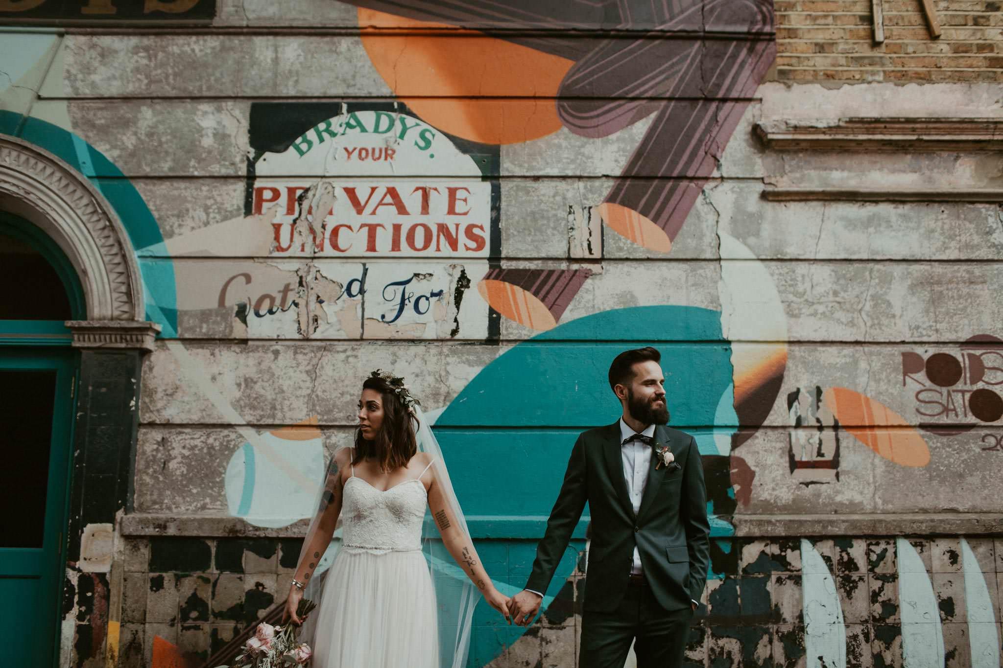 hipster wedding london