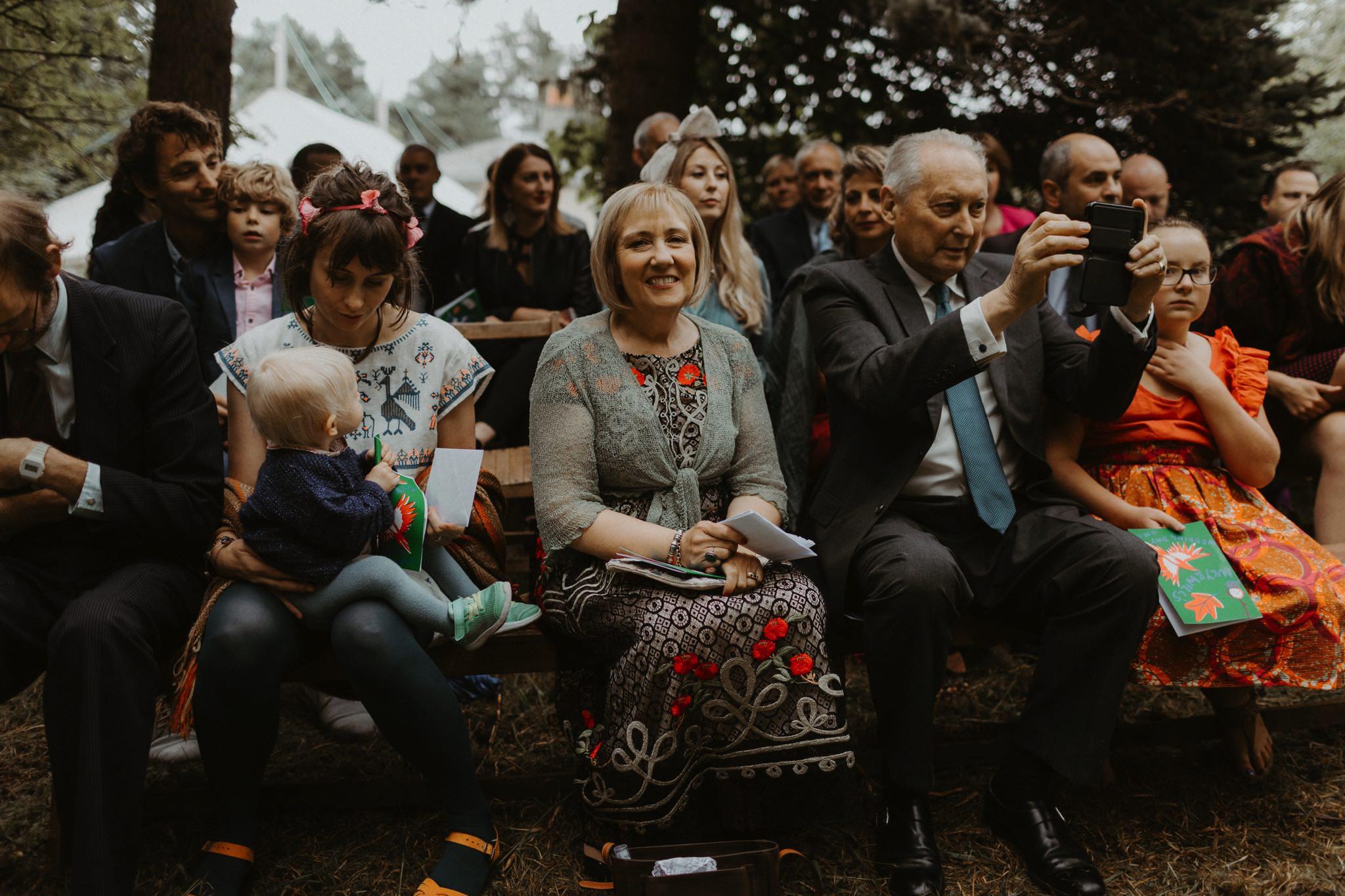 boho forest wedding 038