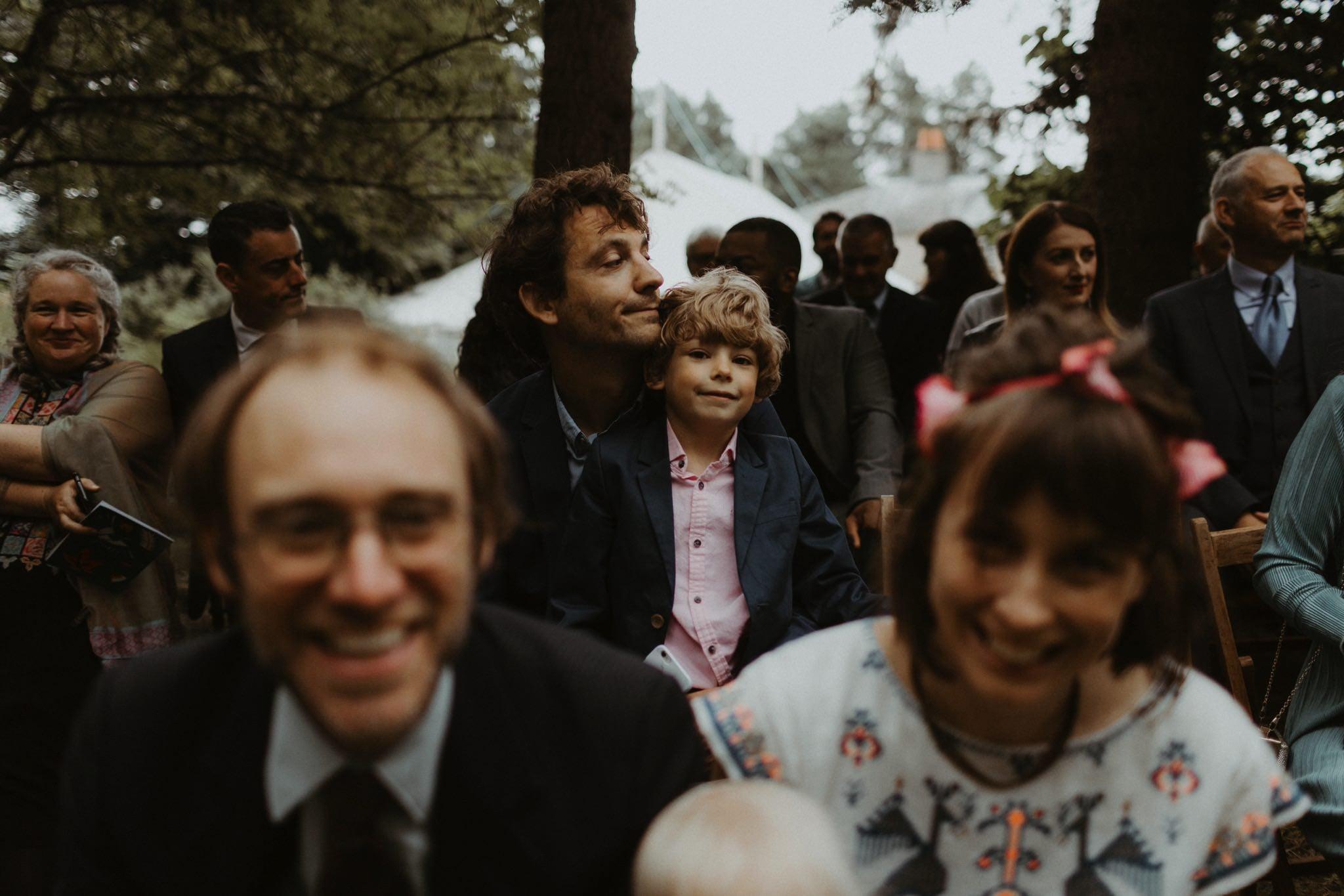 boho forest wedding 040