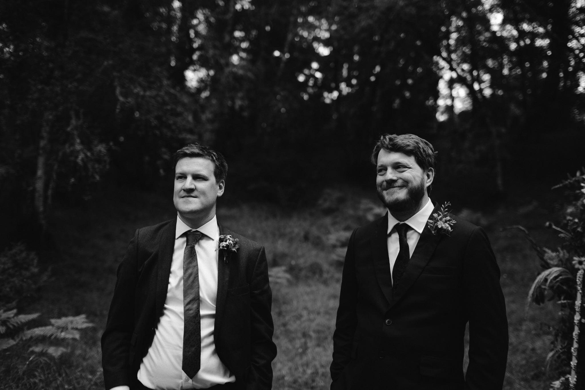 boho forest wedding 049
