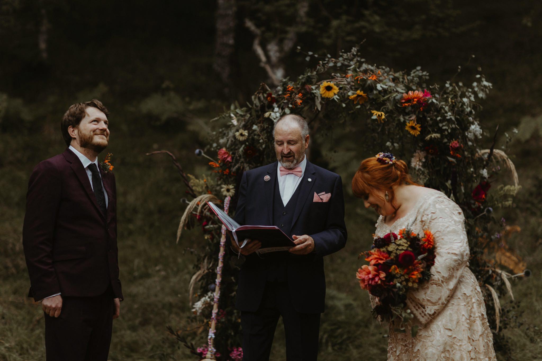 boho forest wedding 058