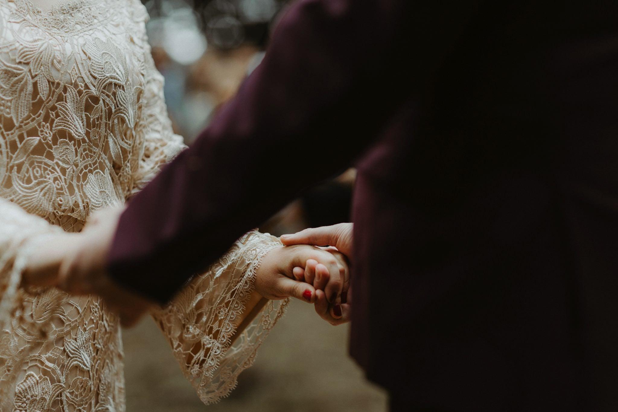 boho forest wedding 065
