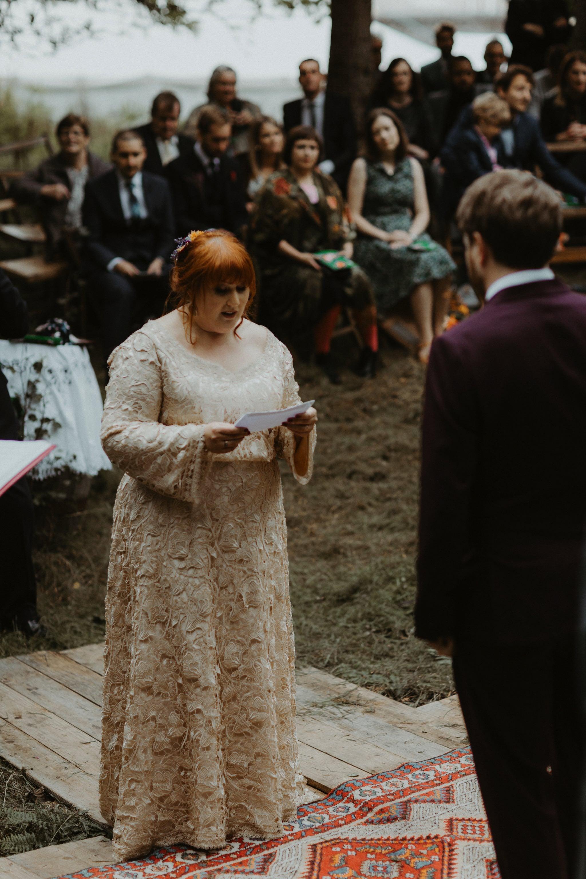 boho forest wedding 076