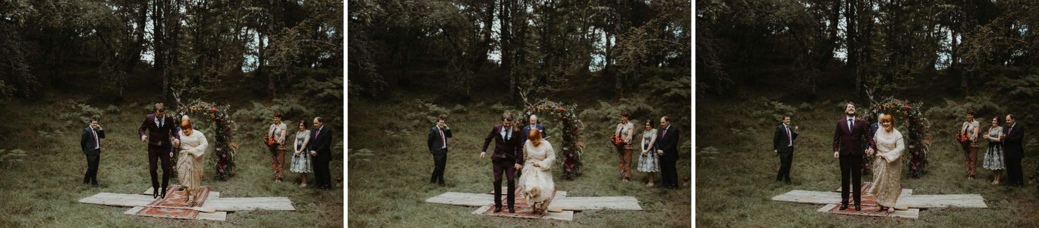boho forest wedding 084