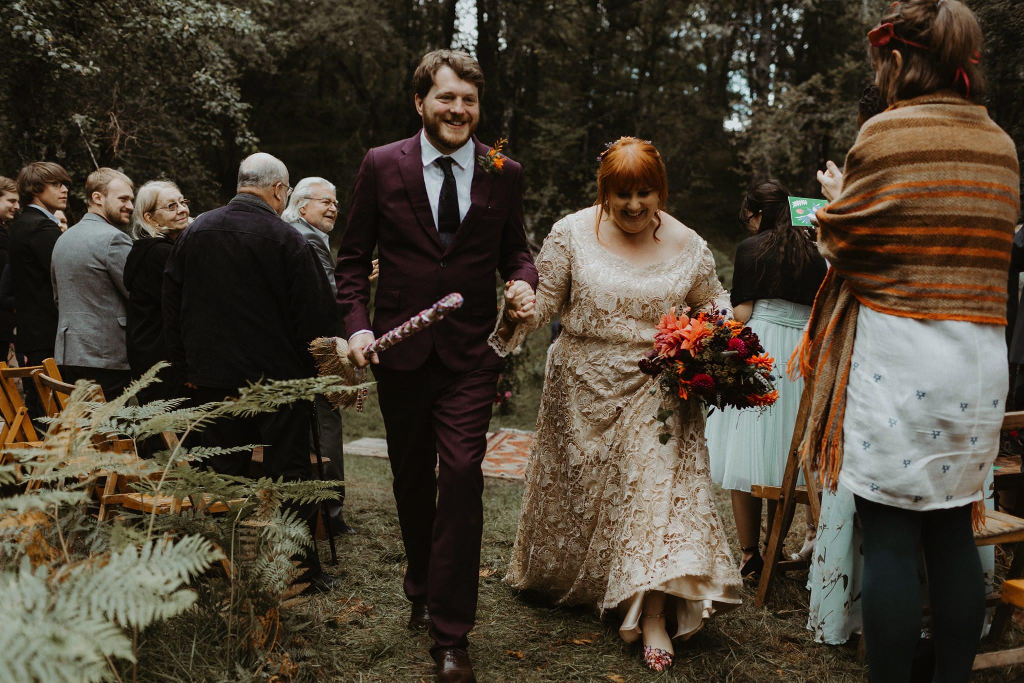 boho forest wedding 086
