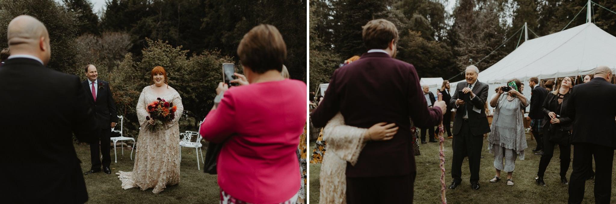 boho forest wedding 088