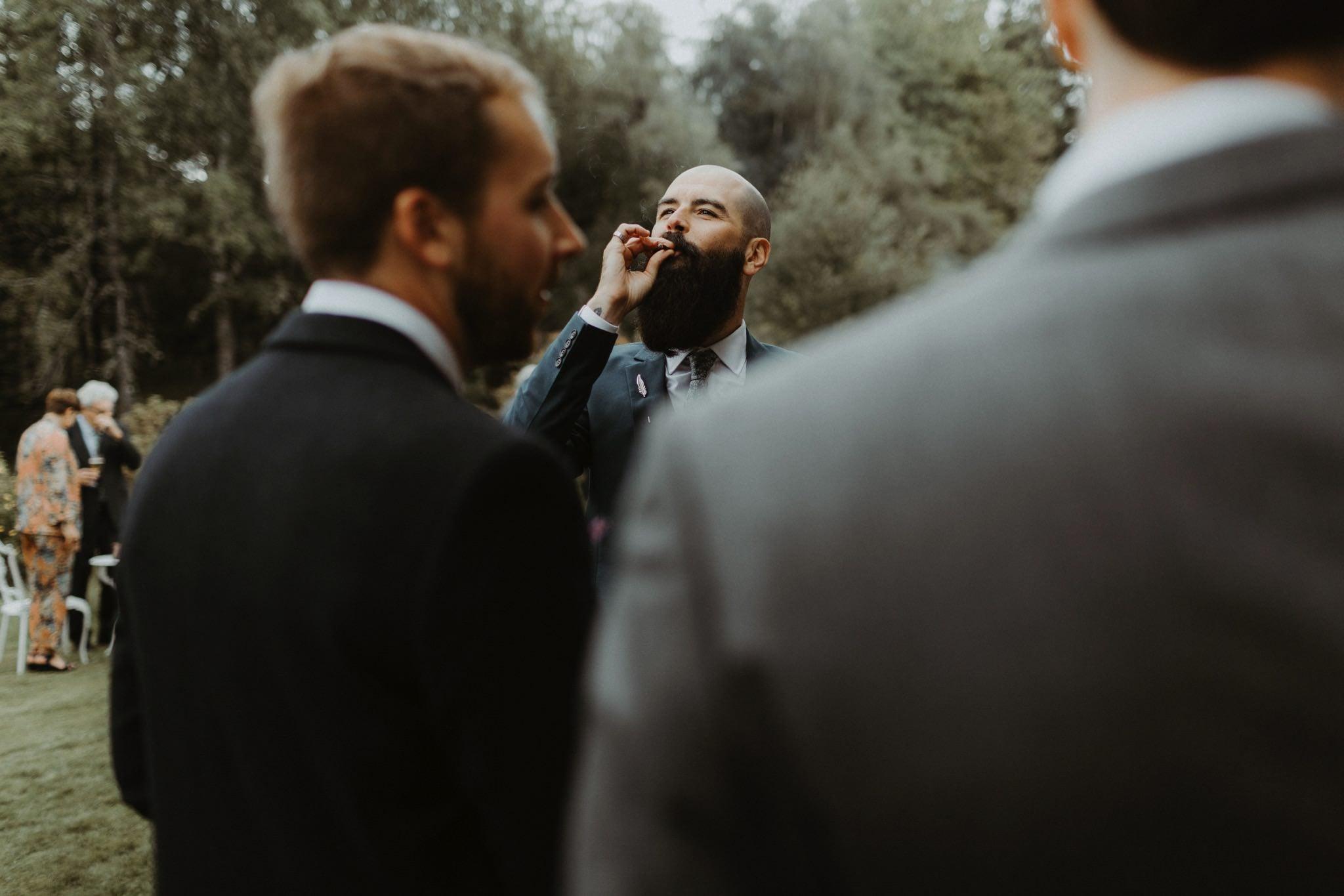 boho forest wedding 090
