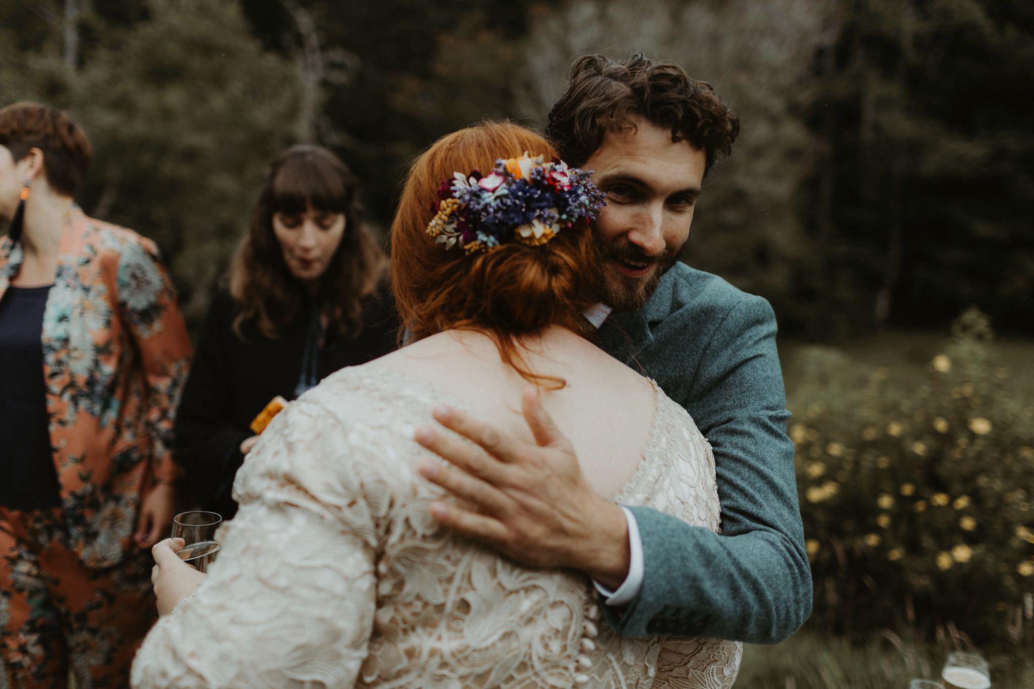 boho forest wedding 091