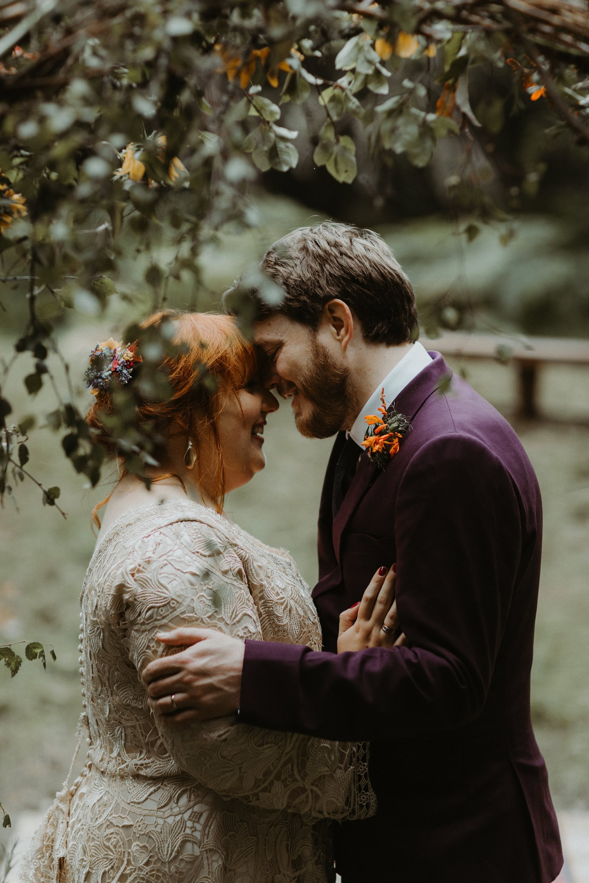 boho forest wedding 103