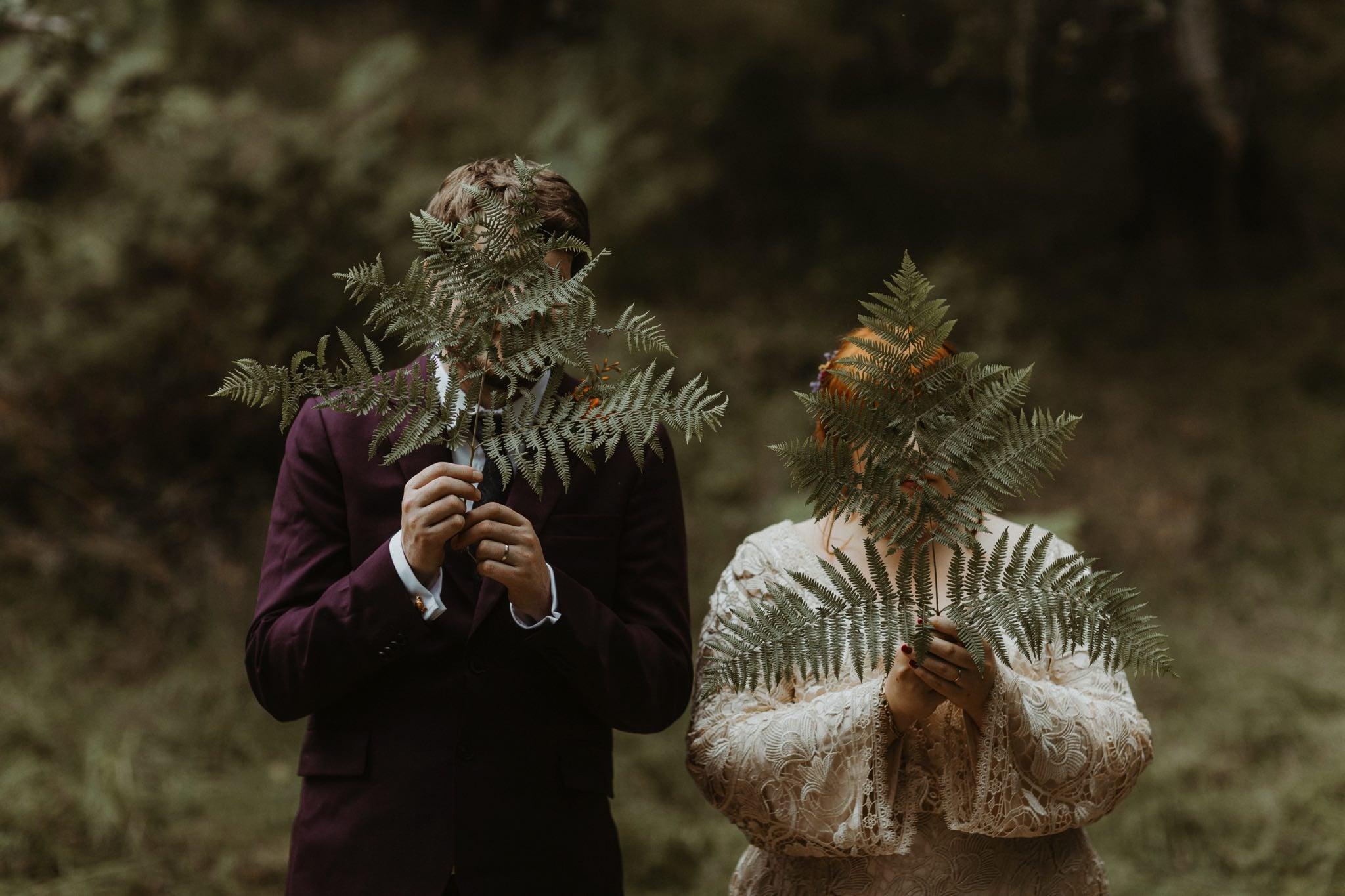 boho forest wedding 105