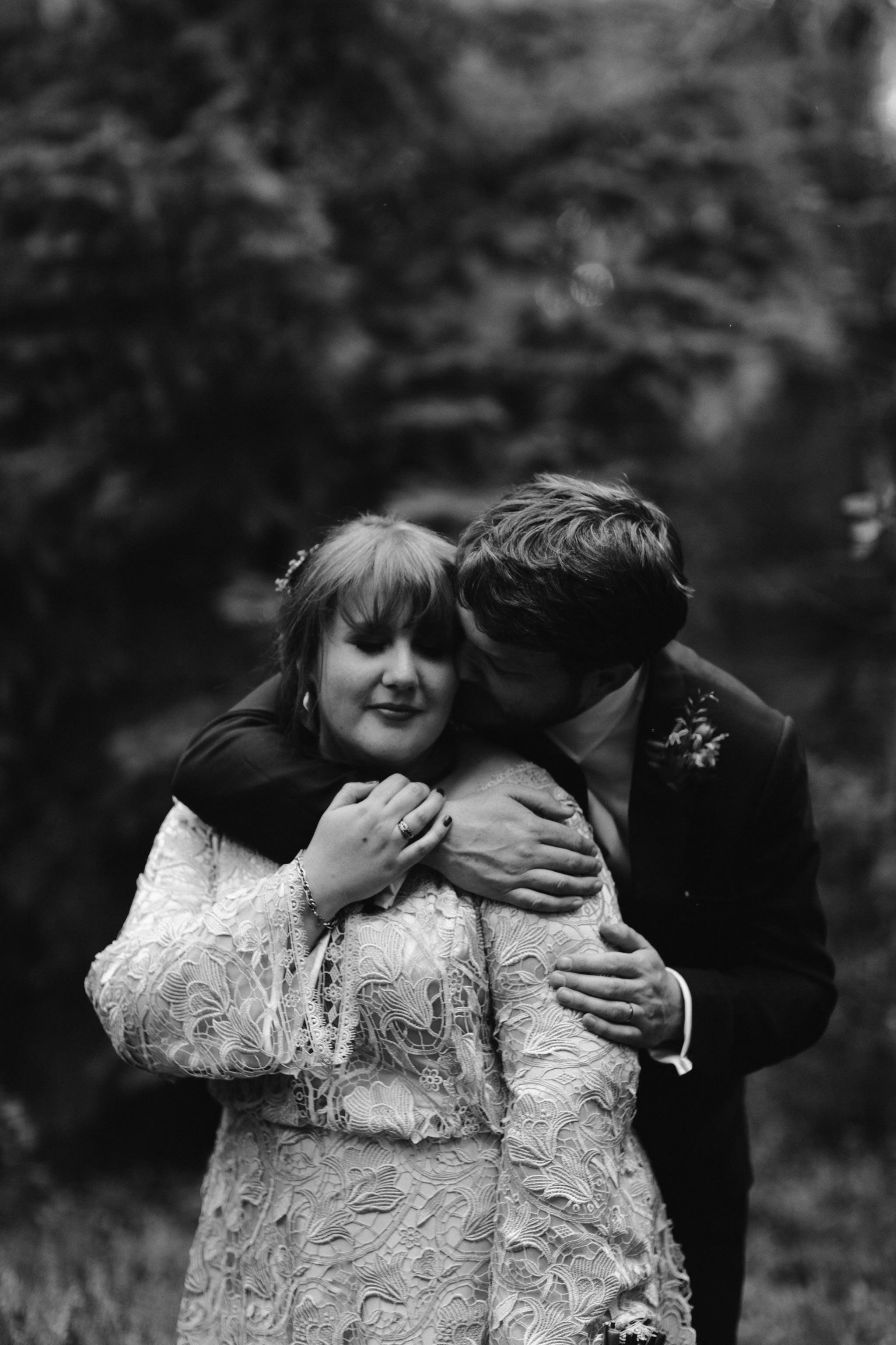 boho forest wedding 112
