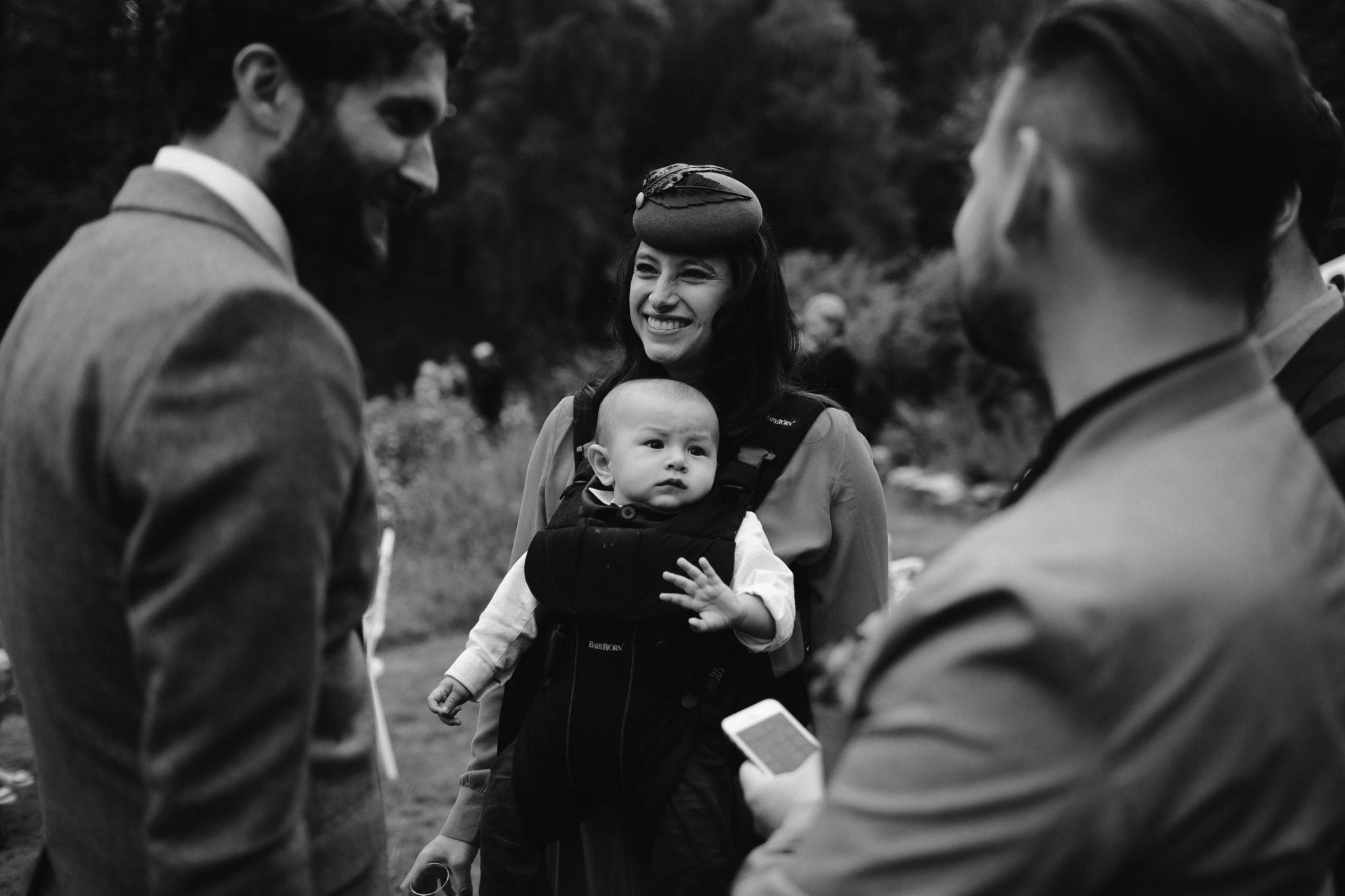 boho forest wedding 117