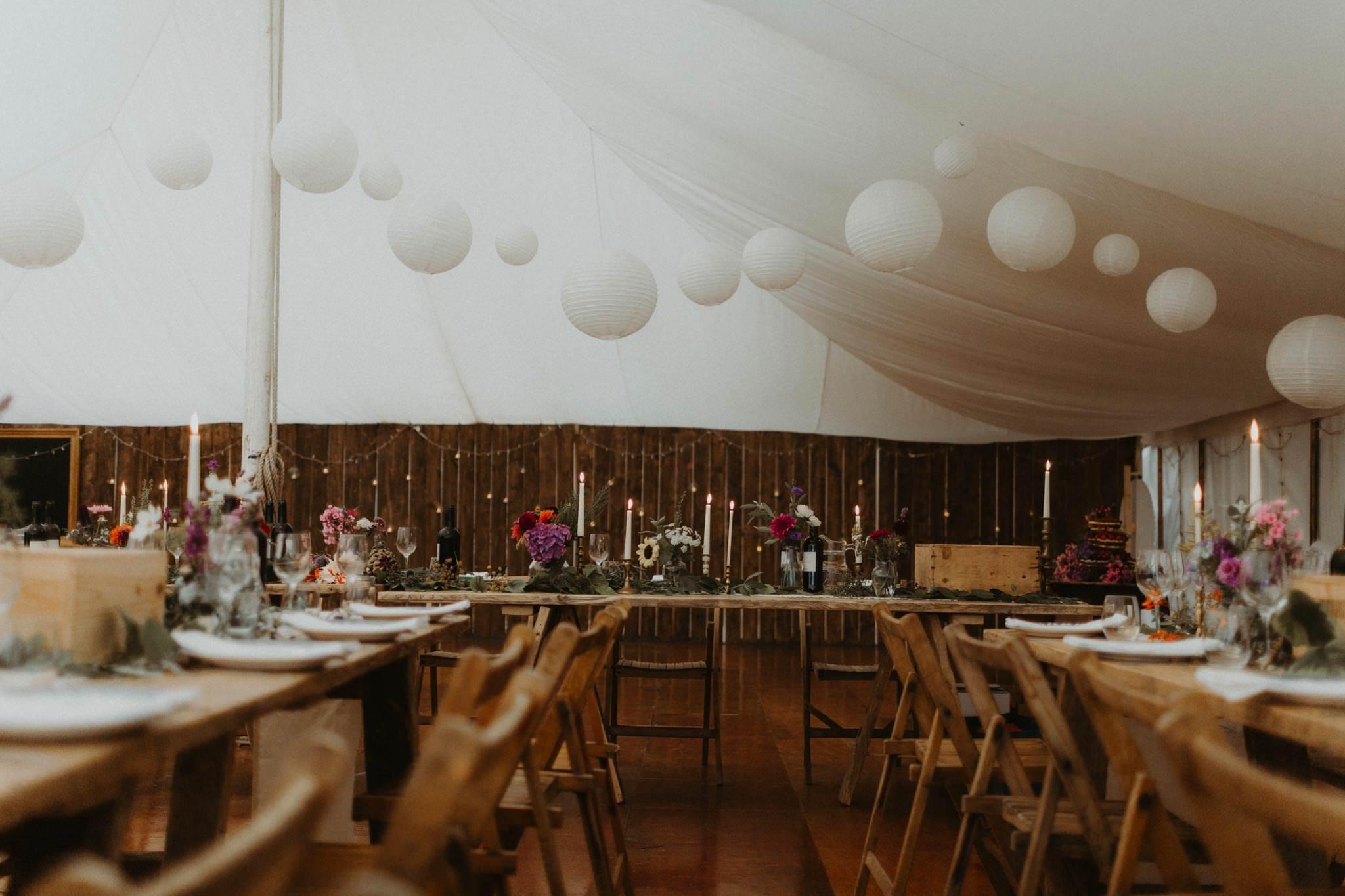 boho forest wedding 126