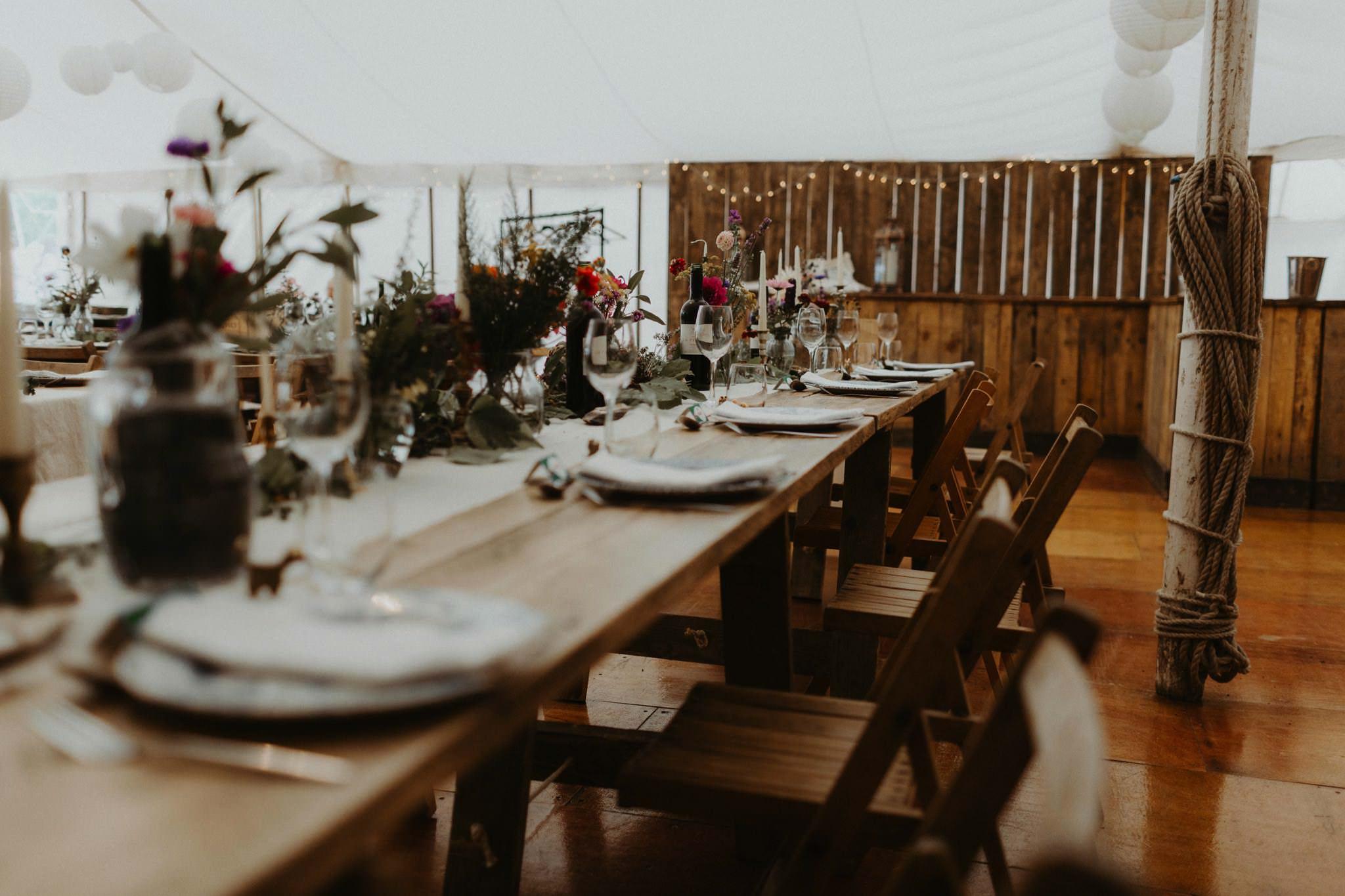 boho forest wedding 129