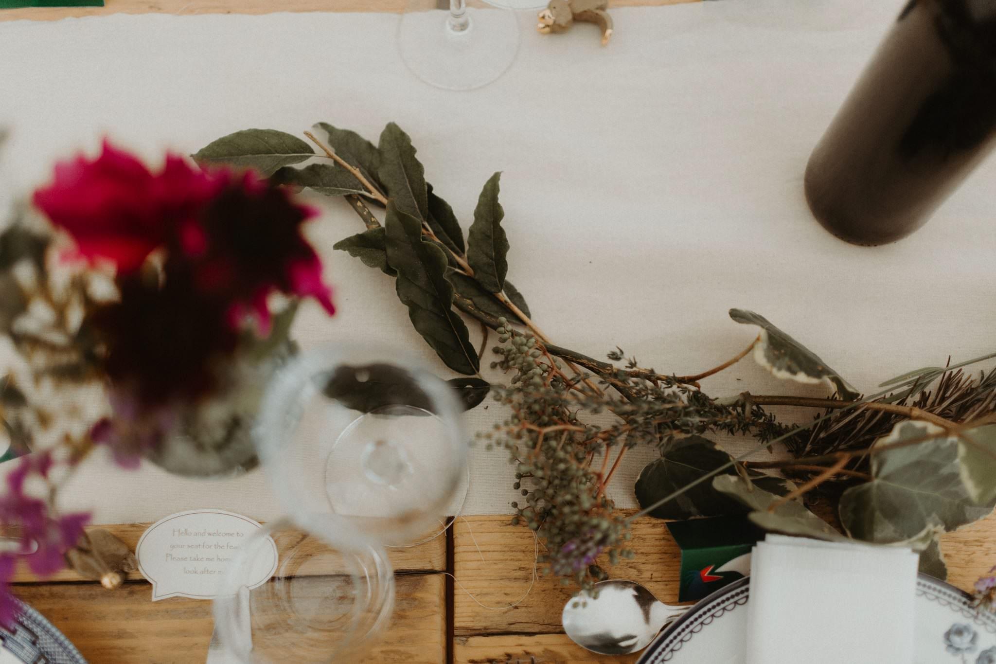boho forest wedding 131
