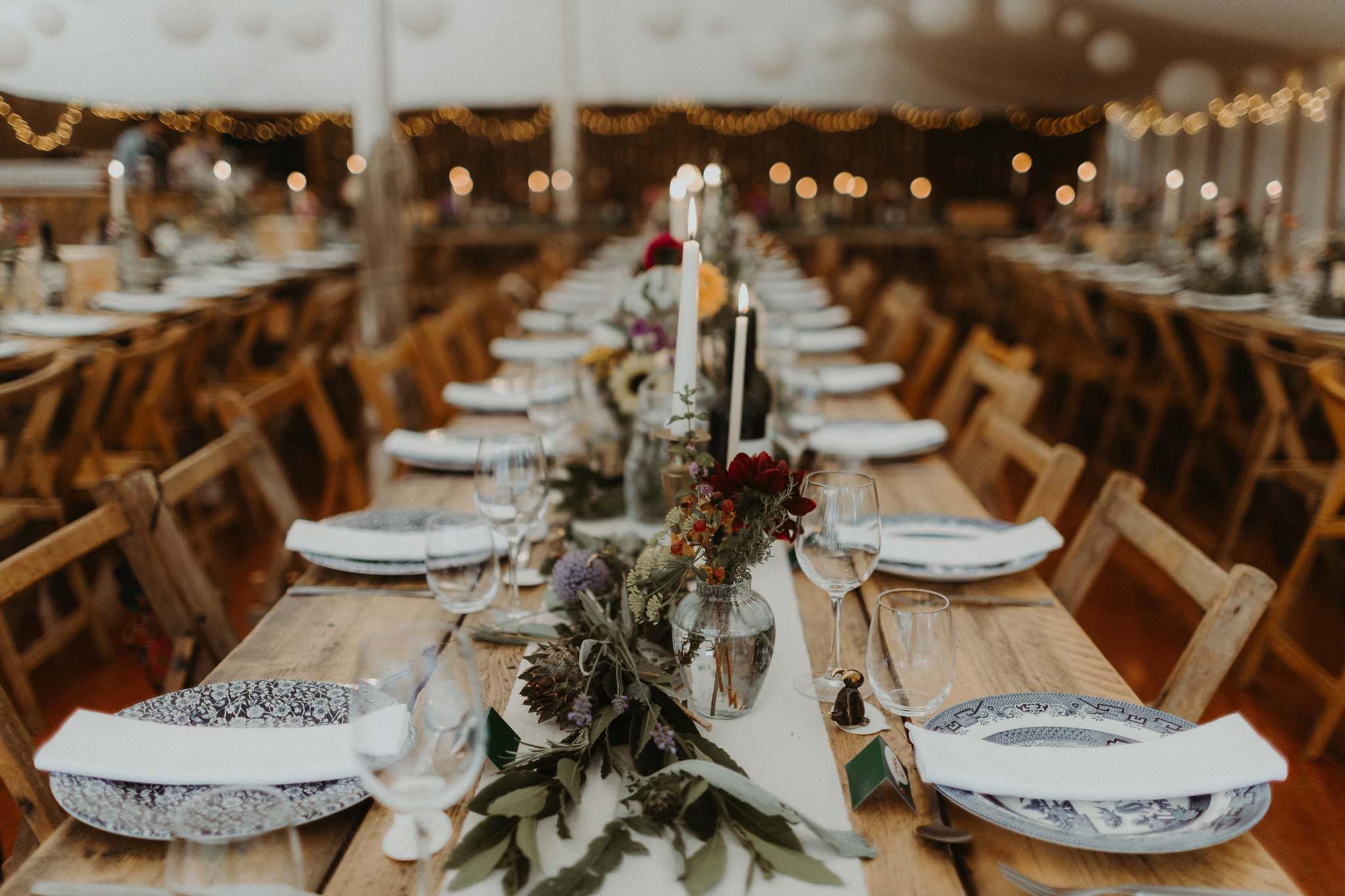 boho forest wedding 132