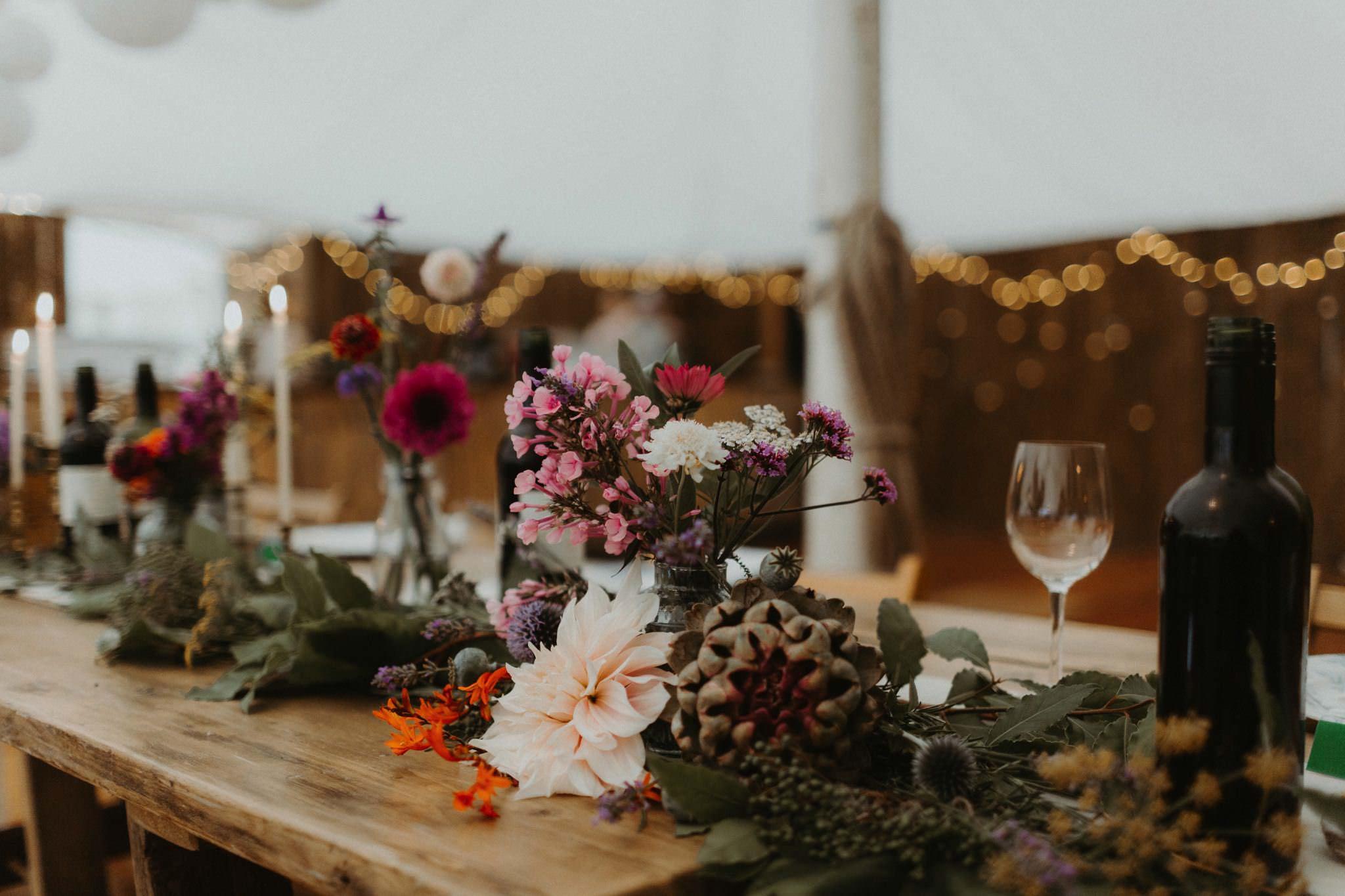 boho forest wedding 133