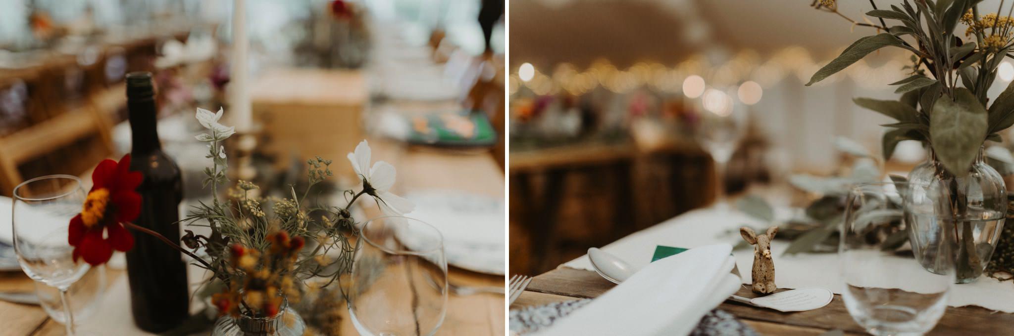 boho forest wedding 134