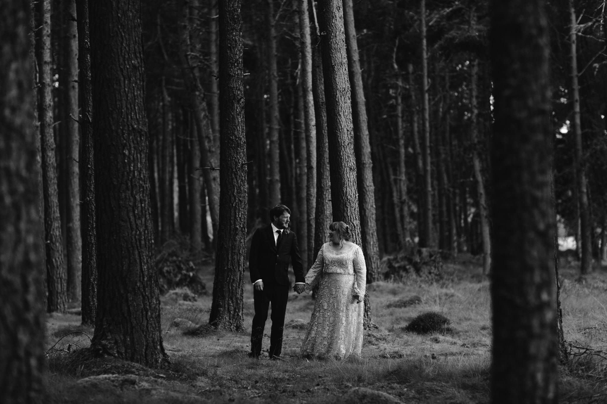 boho forest wedding 165