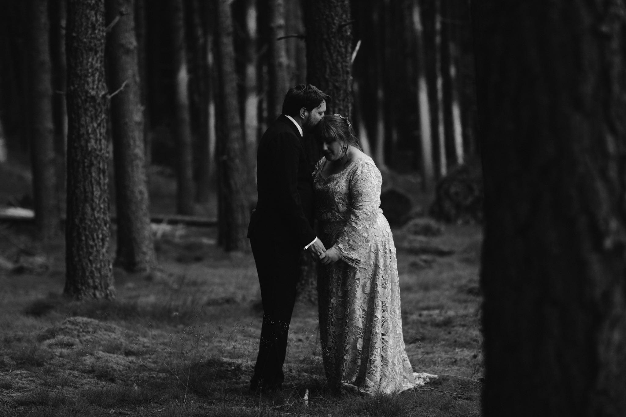 boho forest wedding 167