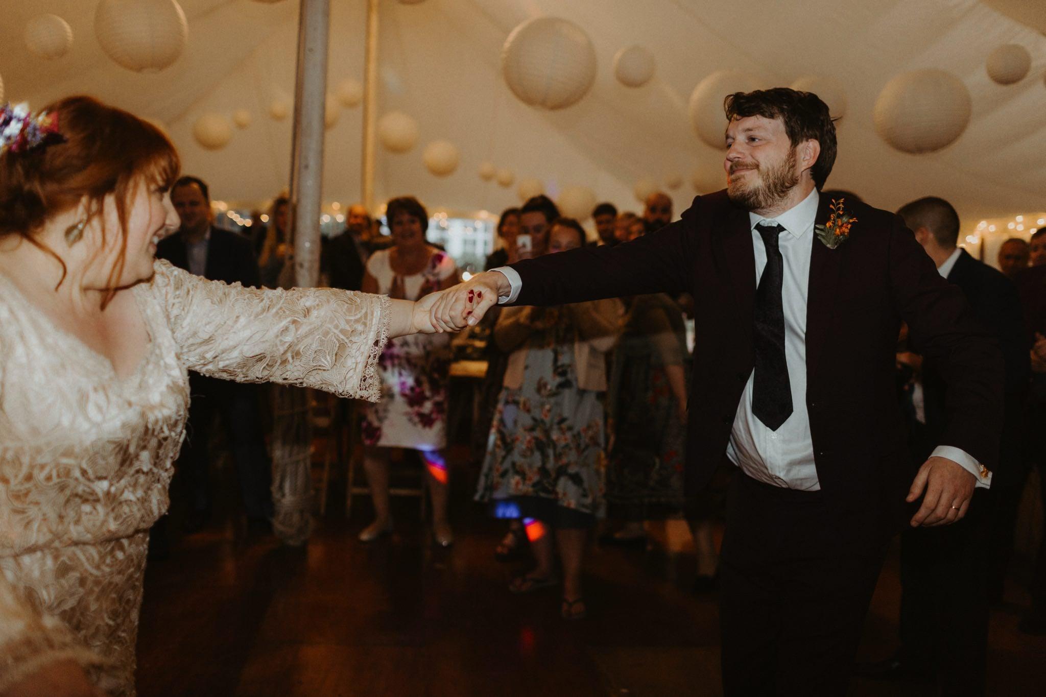 boho forest wedding 172
