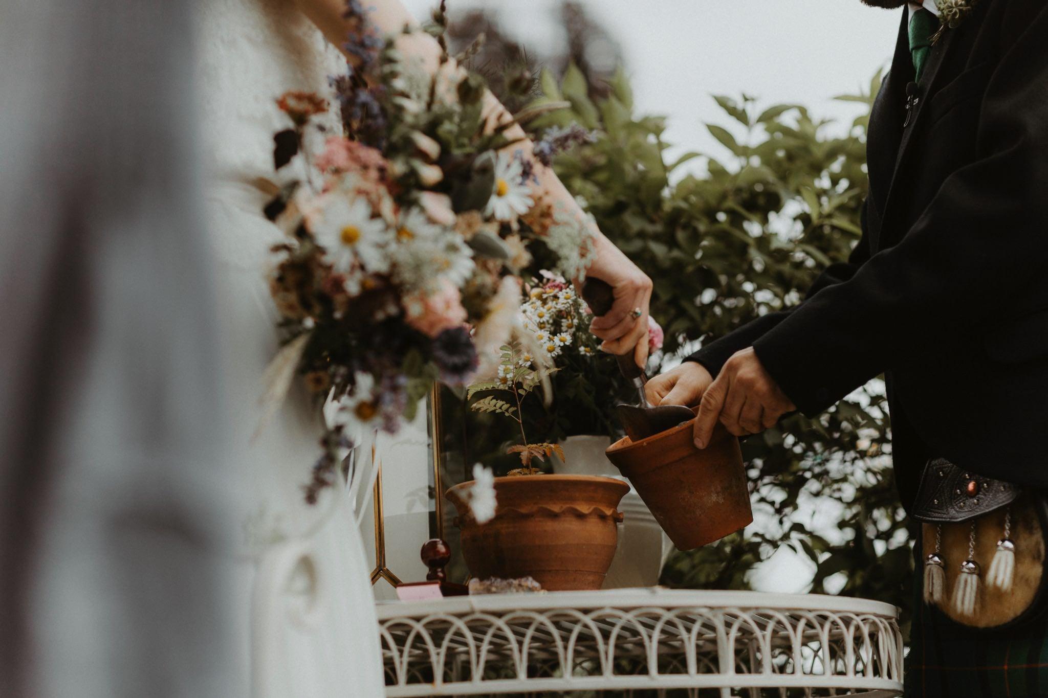 relaxed backyard wedding 077