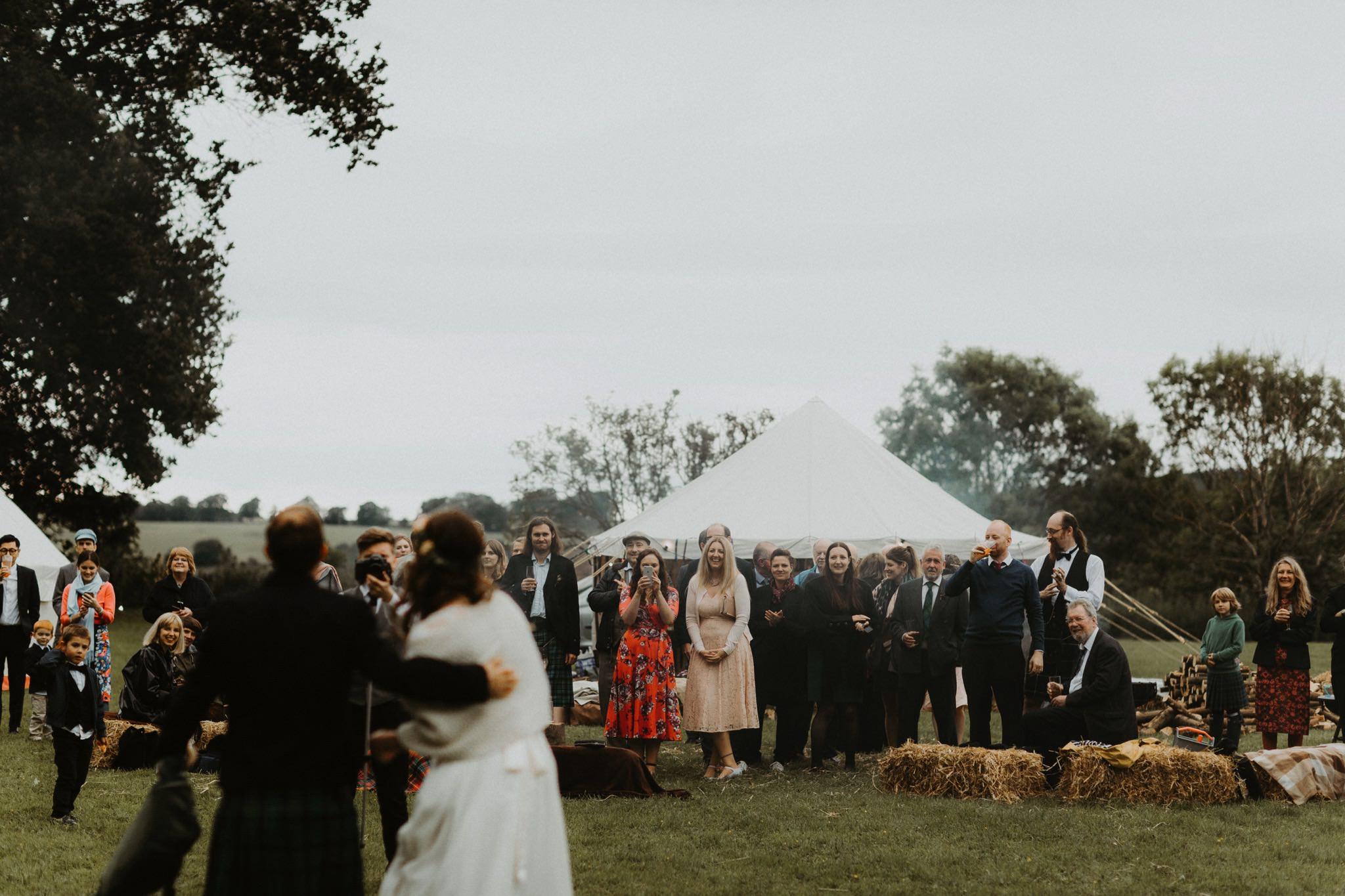 relaxed backyard wedding 154