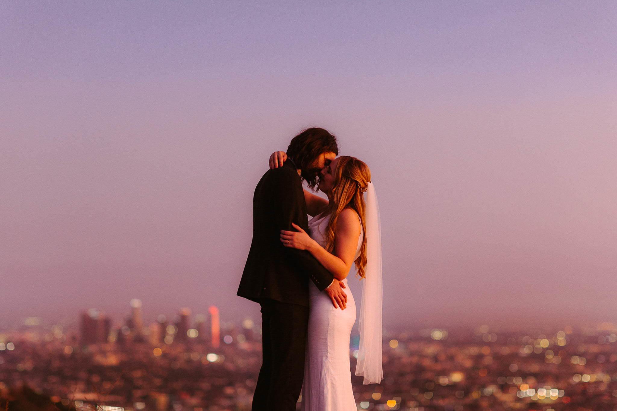 venice beach wedding photography