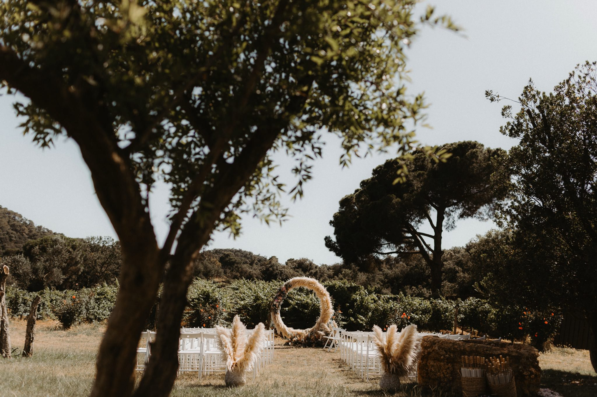 Wedding Photography Los Angeles Floral Arch